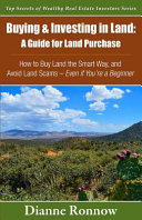 Buying and Investing in Land