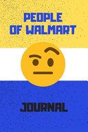 People of Walmart Notebook