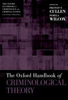The Oxford Handbook of Criminological Theory PDF
