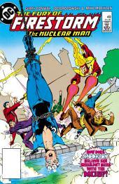 The Fury of Firestorm (1982-) #49