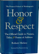 Honor   Respect