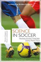 Science in Soccer PDF