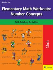 Elementary Math Workouts: Number Concepts: Skill-Building Activities