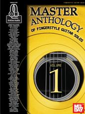 Master Anthology of Fingerstyle Guitar Solos  Volume 1 PDF