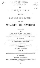 An Inqury Into the Nature and Causes of the Wealth of Nations: Volume 2