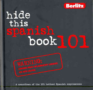 Hide This Spanish Book 101 PDF