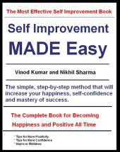 Self Improvement MADE Easy eBook