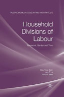 Household Divisions of Labour