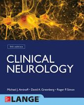 Clinical Neurology 9/E: Edition 9
