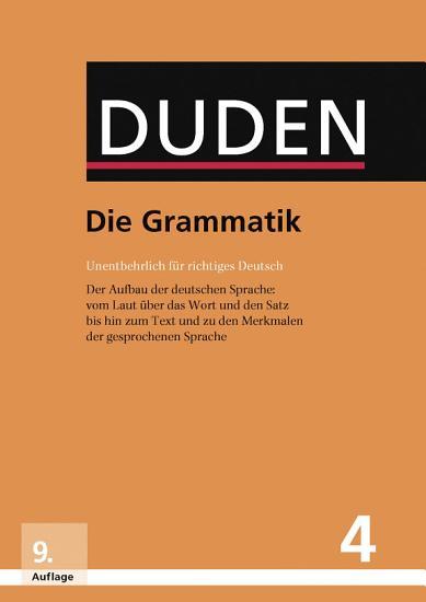 Die Grammatik PDF