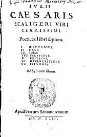 Poetices libri septem