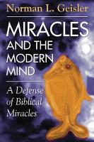 Miracles and the Modern Mind PDF