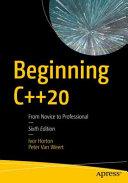 Beginning C++20