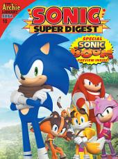 Sonic Super Digest #10