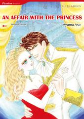 An Affair With the Princess: Mills & Boon Comics