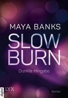 Slow Burn   Dunkle Hingabe PDF