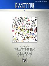 Led Zeppelin - III Platinum Bass Guitar: Authentic Bass TAB