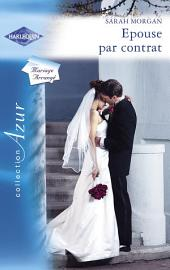 Epouse par contrat (Harlequin Azur)