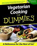 Vegetarian Cooking For Dummies