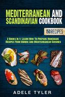 Mediterranean And Scandinavian Cookbook PDF