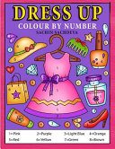 Dress Up Colour by Number