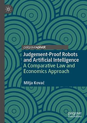 Judgement Proof Robots and Artificial Intelligence PDF