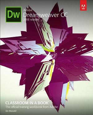 Adobe Dreamweaver CC Classroom in a Book  2018 release