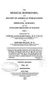 The Medical Repository: Volume 4