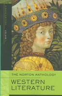 The Norton Anthology of Western Literature  Beginnings through the Renaissance