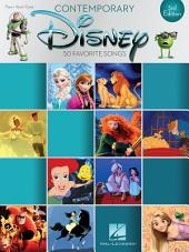 Contemporary Disney: 50 Favorite Songs, Edition 3