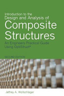 Introduction to the Design and Analysis of Composite Structures PDF