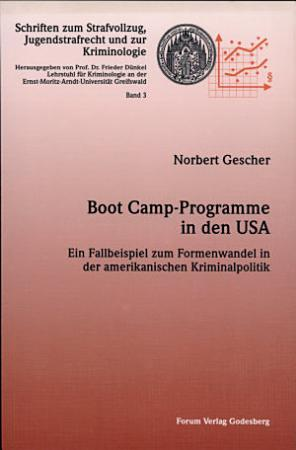 Boot Camp Programme in den USA PDF