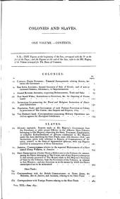 Parliamentary Papers: Volume 19
