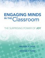 Engaging Minds in the Classroom PDF