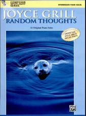 Random Thoughts: 11 Original Piano Solos
