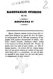 Ragguaglio storico di quanto è avvenuto in Roma e in tutte le provincie dello Stato pontificio in seguito del perdono accordato dalla santità di N. S. papa Pio 9. come dal suo editto del 16 luglio 1846: Volume 2