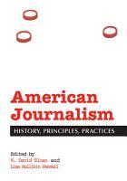 American Journalism PDF