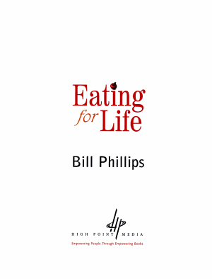 Eating for Life PDF