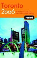 Toronto 2006 PDF