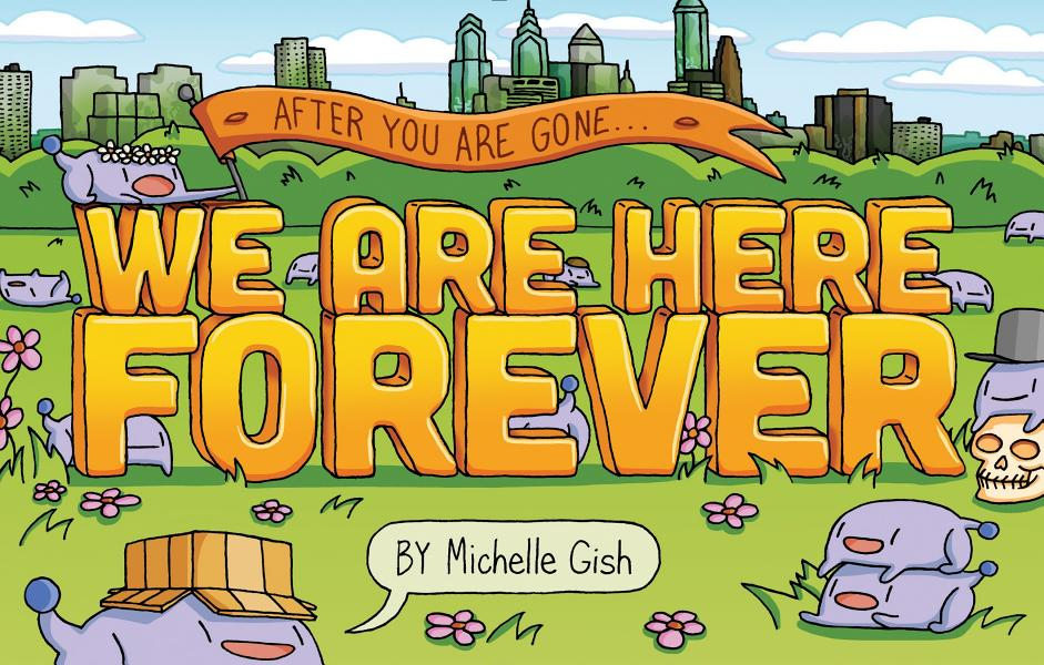 Download We Are Here Forever Book