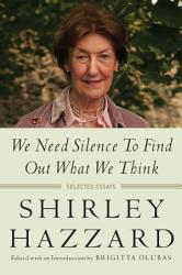 We Need Silence To Find Out What We Think Book PDF