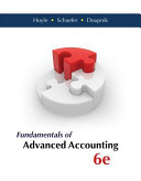 Loose Leaf Fundamentals of Advanced Accounting with Connect Access Card PDF