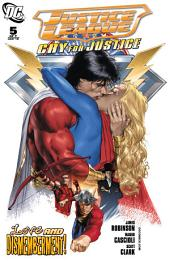 Justice League: Cry for Justice (2009-) #5