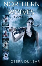 Northern Wolves Series Book 1-4: Imp World