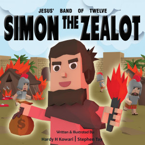 Simon The Zealot Book
