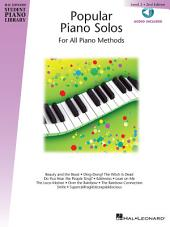 Popular Piano Solos - Level 2: Hal Leonard Student Piano Library, Edition 2