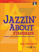 Easy Jazzin' About Standards for Piano/Keyboard