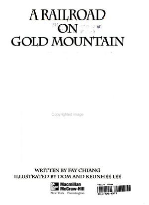 A Railroad on Gold Mountain PDF