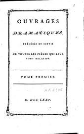 Oeuvres de Mr. de Voltaire: Volume2