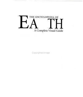 The Encyclopedia of Earth Book